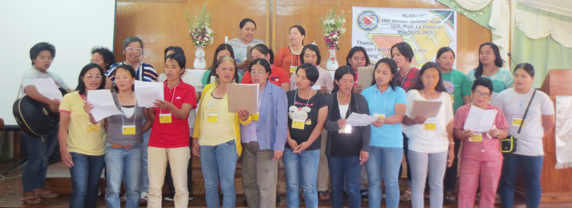 150 Attends NLHD-LWL 39th Assembly