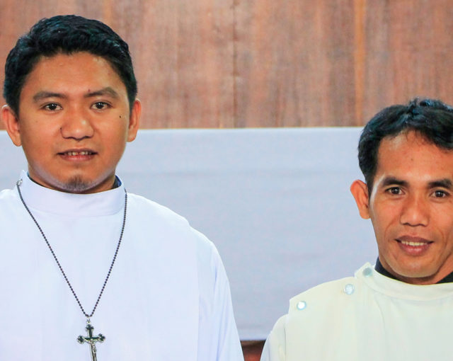 LCP Welcomes Two New Pastors