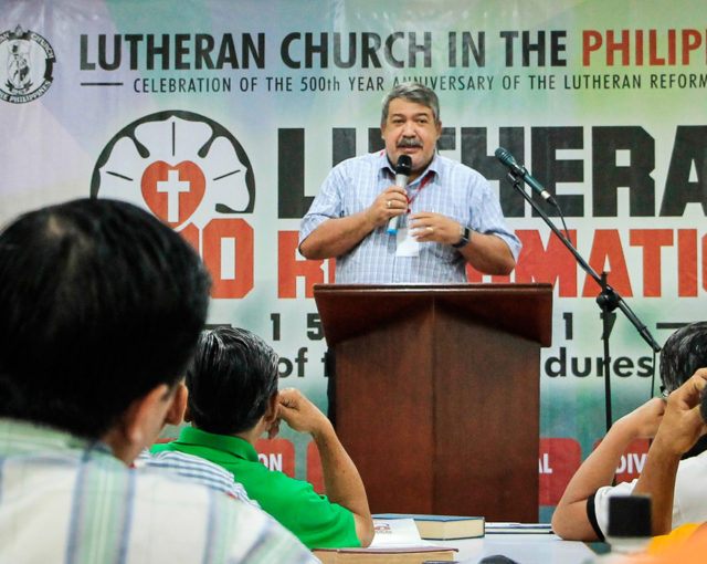 LCP 24th General Convention: President's Message and Report