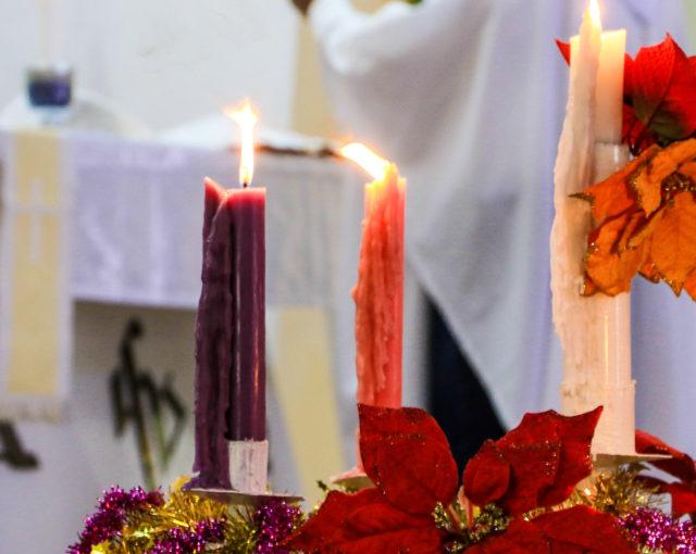 Advent Greetings in Jesus' Name!