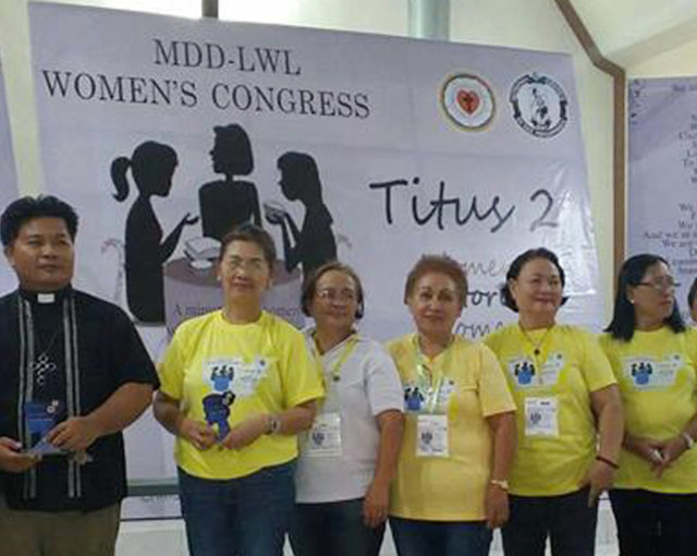 Revitalizing the Women's: MDD-LWL Women's Congress